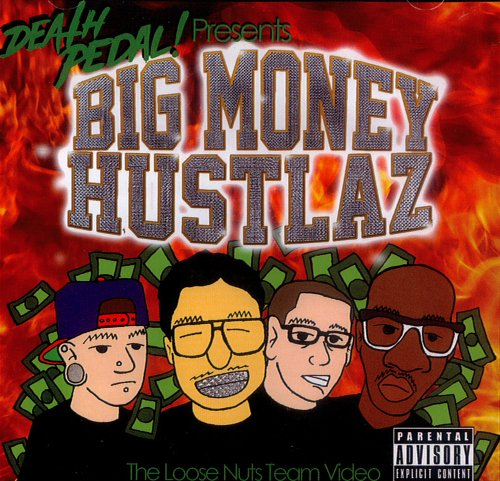[Fixed gear DVD] Big Money Hustlaz (big/money/ハストラズ) import version