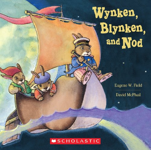 Wynken Blynken And Nod front-492491