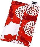ルネ・デュー ポケットティッシュカバー 北欧デザイン Studio Hilla クッキア レッド 10430006