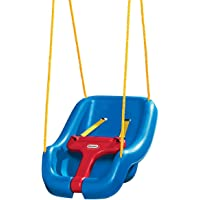 Little Tikes Snug N Secure 2-in-1 Outdoor Baby Swing