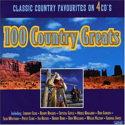 Various Artists - 100 Country Greats - Zortam Music