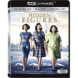 Hidden Figures [4K Ultra HD + Blu-ray]