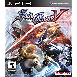 Soul Calibur 5 Video Game for PS3