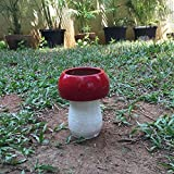 The Garden Store Mushroom Planter Painted
