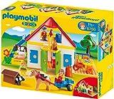 Playmobil 6750 - 1.2.3 mi primera granja