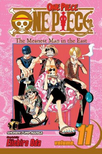 ONE PIECE ワンピース コミック11巻 (英語版)