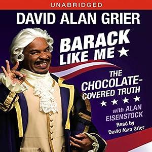 Barack Like Me Audiobook