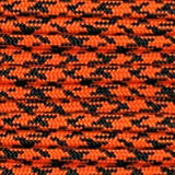 Neon Orange Camo 100 Paracord Hero 10 20 50 100 Hanks Parachute 550 Cord Type III 7 Strand Paracord - Largest Paracord Selection