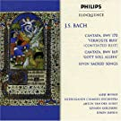 Bach J.S: Cantatas BWV 170 & 169 / 7 Sacred Songs