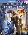 Fantastic Four [Blu-ray + UV Copy] [2...