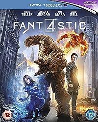 Fantastic Four [Blu-ray + UV Copy] [2015]
