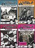 Laurel & Hardy - Collection 4: Als Matrosen/Die Doppelgänger/Machen eine Landpartie/Hinter Schloss und Riegel (4 DVDs)