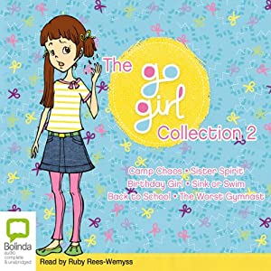 The Go Girl Collection 2 Audiobook