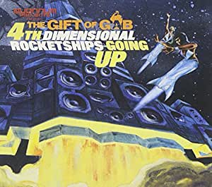 4th Dimensional Rocketships Going Up
