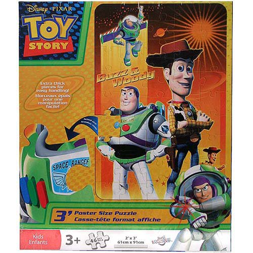 Cheap Danawares Toy Story 46-Piece 3-Foot Poster Size Puzzle (B001SRJEUG)
