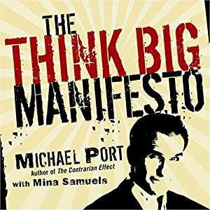 The Think Big Manifesto Audiobook
