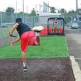 JUGS SPORTS Men's Backyard Bullpen Package for Baseball Screen, Radar Cube & Baseballs, Black