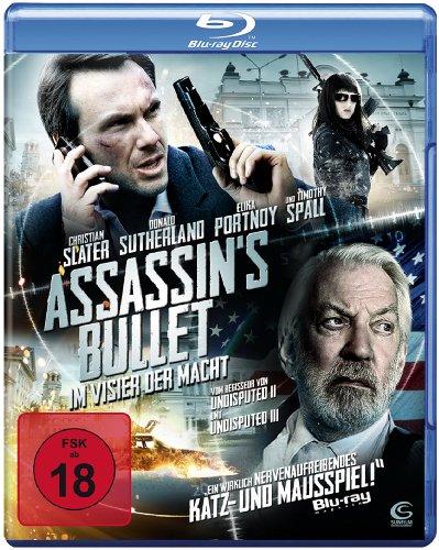 Assassin's Bullet - Im Visier der Macht [Blu-ray]