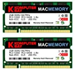 Komputerbay MACMEMORY Apple 4GB Kit (...
