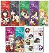 「ぷちます!」クリアポスターコレクション10種×2が4月発売