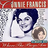echange, troc Connie Francis - Where The Boys Are-24 Gr Hits