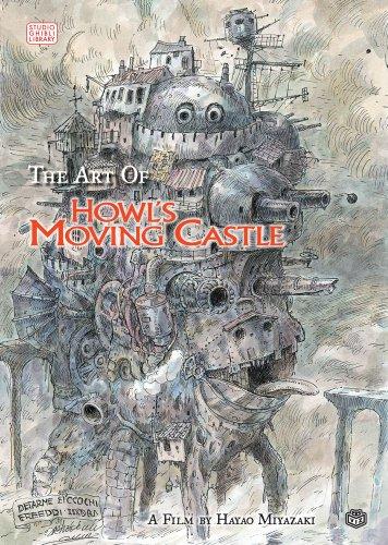 ハウルの動く城 画集2 (英語版)