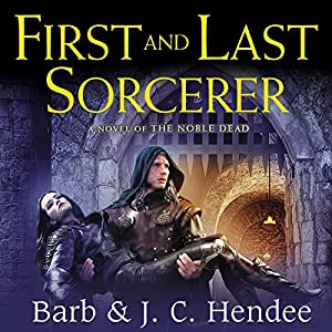 First and Last Sorcerer Audiobook