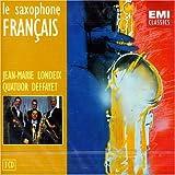 Jean-Marie Londeix Le Saxophone Francais