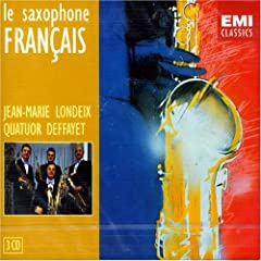 Le Saxophone Francais cover