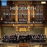 Hindemith : Intégrale des Concertos pour piano