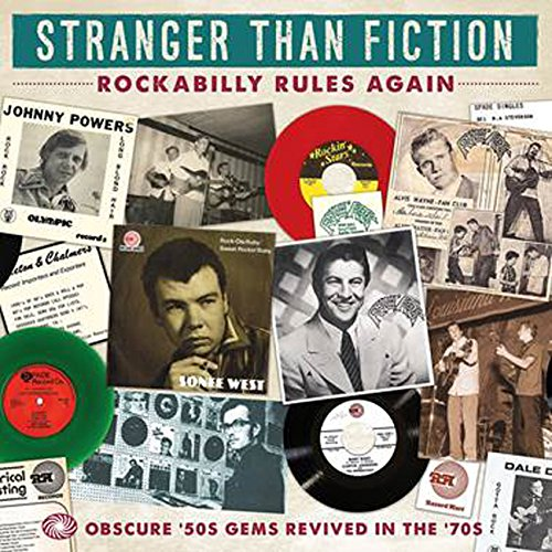 Stranger Then Fiction: Rockabi