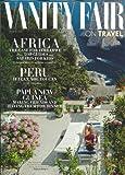 Vanity Fair Vanity Fair on Travel, March 2014 UK Supplement Magazine