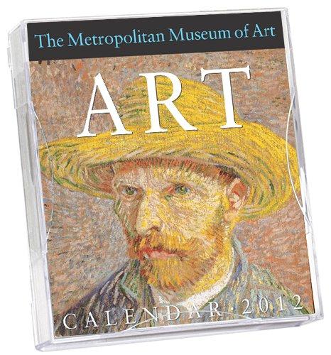 Art 2012 Gallery Calendar (Page a Day Gallery Calendar)
