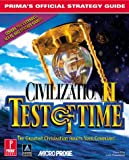 img - for Civilization II: Test of Time (Prima's Official Strategy Guide) book / textbook / text book