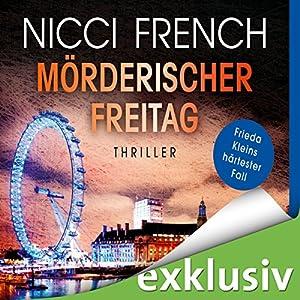 Mörderischer Freitag (Frieda Klein 5) Audiobook