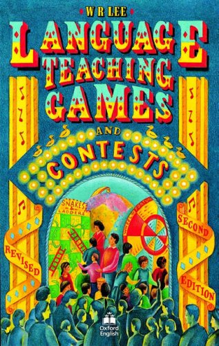 Language Teaching Games and Contests (Resource Books for Teachers of Young Students)