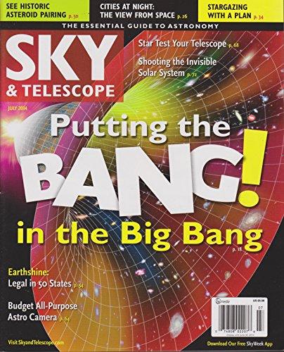 Sky & Telescope Magazine July 2014