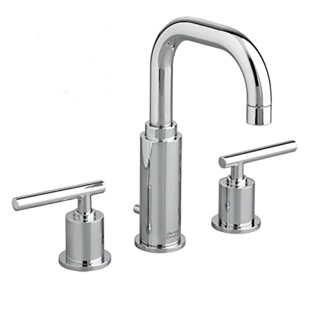 American Standard 2064.831.002 Serin Widespread Bathroom Sink Faucet with Metal Pop-Up Drain, Chrome