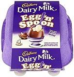 Cadbury Egg n Spoon Vanilla (Pack of 4)