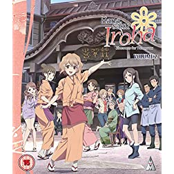 Hanasaku Iroha PT2 2019 [Blu-ray]