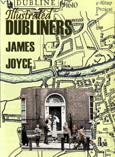 James Joyce - Dubliners {Illustrated}