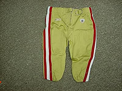 Matthew Huners San Francisco 49ers 2009 Game Pants
