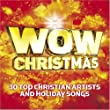 WOW Christmas: 30 Top Christian Artists and Holiday Songs