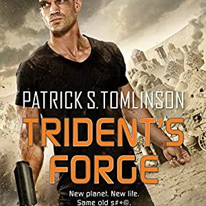 Trident's Forge Audiobook