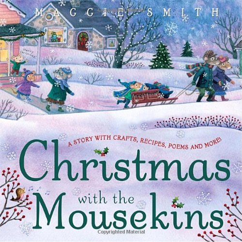Christmas with the Mousekins (Hamster Recipe Book compare prices)