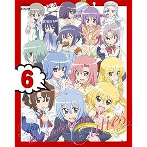 ハヤテのごとく! Cuties 第6巻 (初回限定版) [Blu-ray]