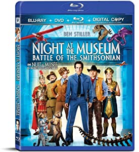 Night at the Museum: Battle of the Smithsonian (Blu-ray + DVD + Digital Copy) (Bilingual)