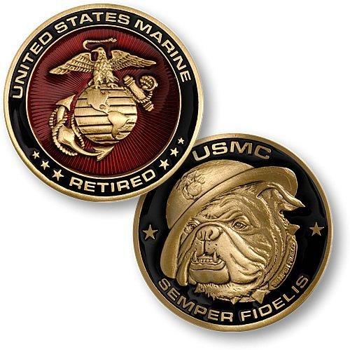 Marine Corps Retired - 1