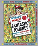 Where's Wally?: Fantastic Journey, 10th Anniversary Special Edition Martin Handford