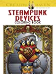 Creative Haven Steampunk Devices Colo...